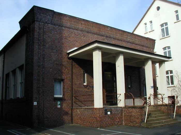 Liebigstraße 21a – Das neue Haus